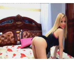 Sexy blonde jenta for sex
