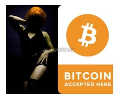 Webcam sex med Bitcoin